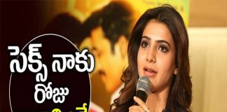 samantha shocking and bold statements on romance