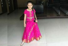 prince mahesh babu daughter latest pics in social media
