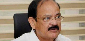 venkaiah Naidu polls publicity on ap special package money