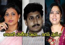 Jagan Plans to decrease roja voice actress hema joins in YSRCP