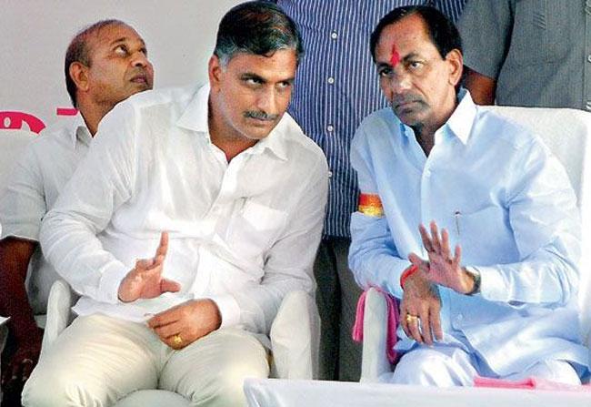 KCR Avoiding Harish Rao In Government Official Programs