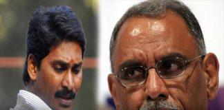YS Jagan and KVP plan reverse