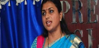 YSRCP MLA Roja sensational comments on AP CM Chandrababu