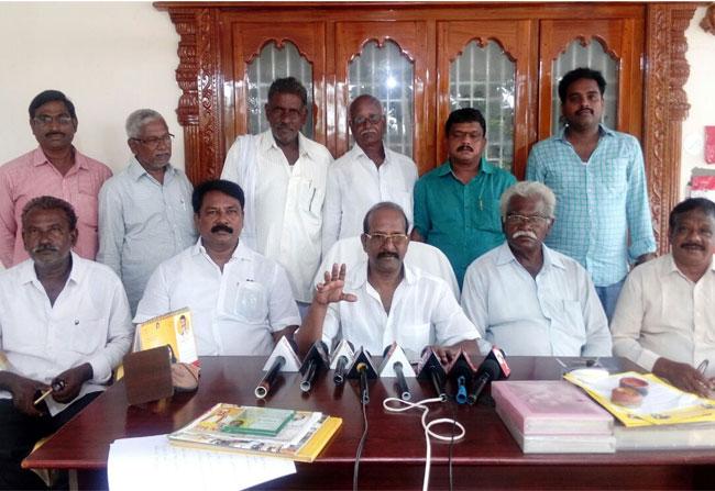 YVB Rajendra Prasad Fires On Jagan