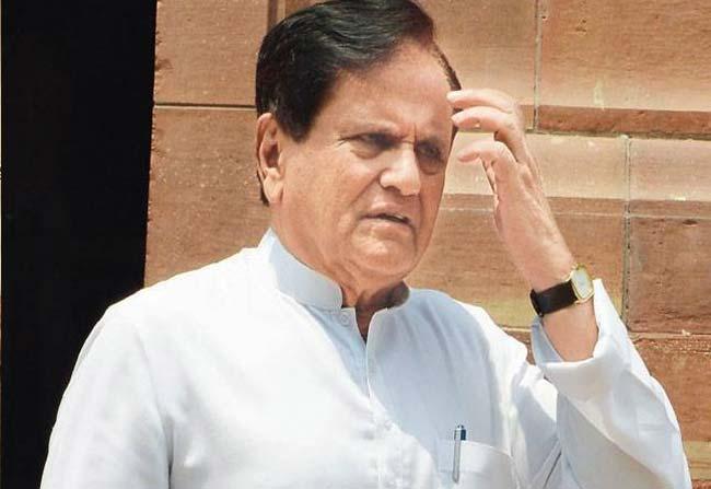 Congress Party Leader Ahmed Patel Wins in Gujarath Rajya Shabha Elections