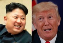 donald trump praises to north korean president kim jong-un
