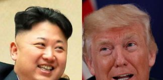 donald trump praises to north korean president kim jong-un