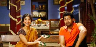 Fidaa in Top 10 ten lists at Overseas Collections