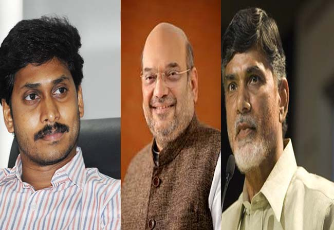 BJP alliances defence on nandyal biopol result with tdp are ysrcp