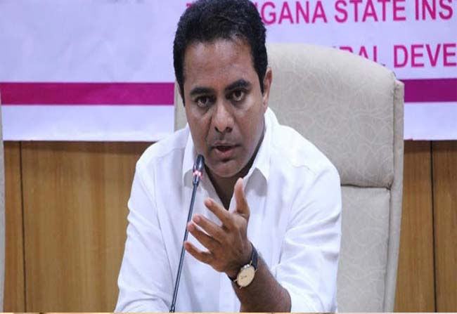 KTR Fearing With Opposition Parites In Neralla Issue