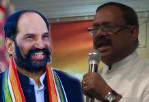 kunthiya announced to party chief as uttam kumar reddy