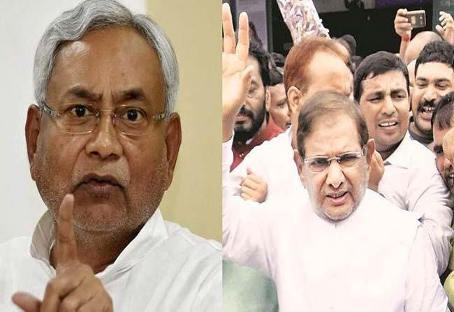 Nitish Kuma attacks Sharad Yadav says 'JD-U is my party too'