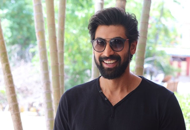 rana to do action movie with Boyapati srinu