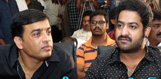 Jr NTR Not Clarifying On Srinivasa Kalyanam Movie With Dil Raju