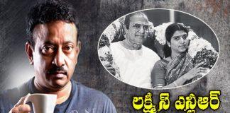 Ram Gopal Varma Confirms Biopic of Lakshmi parvathi's NTR