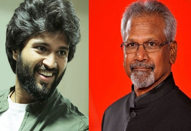 Vijay Devarakonda to act in Mani Ratnam direction