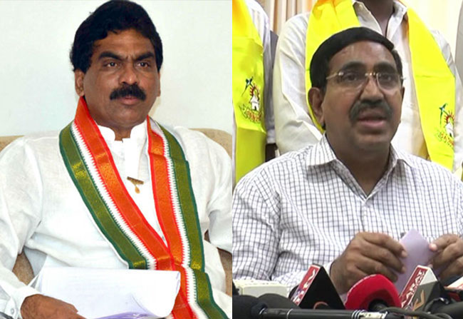 Will Lagadapati Raju Gopal Replace Minister Narayana Position In TDP