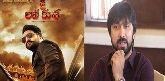 jr ntr avoiding director Bobby in jai lava kusa movie promotions