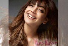 kajal agarwal New Look Movie paris paris First Look Released