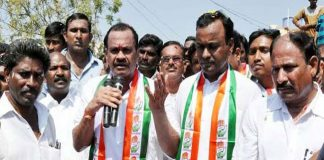komati reddy venkata reddy warning to congress high command
