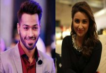 love affair rumours on Hardik Pandya heroine Parineeti Chopra.