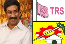 Andhra Jyothi Md Radha Krishna targeting trs party and tdp party
