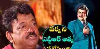 RGV says NTR soul help to Lakshmi's NTR script and screenplay