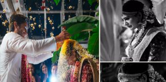 Samantha cry while naga chaitanya tie the knot