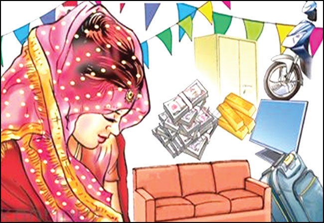advantages of dowry A section titled, advantages of dowry finds space in a sociology book for bachelors' degree of st jospeh's college, as shared in this viral post.