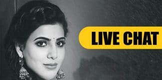 samantha twitter Chatting with fans