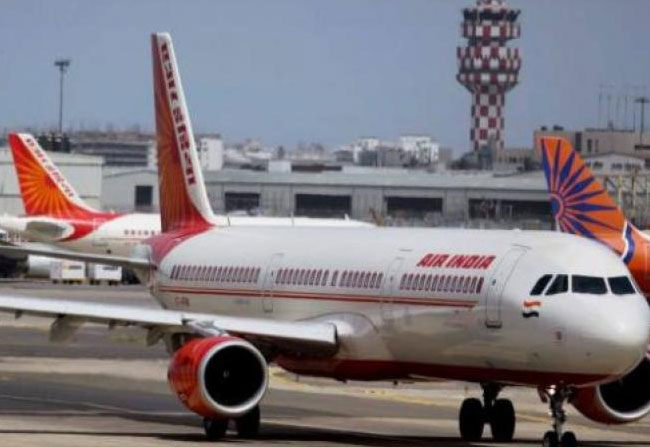 Air India pilot leaves flight