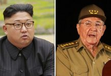 cuba support to North korea kim Jong un want to war on trump