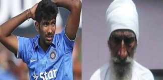 Cricketer Jaspreet Bumrah's grandfather goes missing