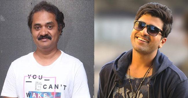 Dandupalyam Director Srinivasa Raju Next movie with Sharwanand