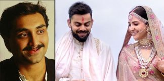 aditya chopra advice to Anushka Sharma and kohli for wedding