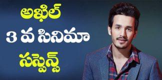 Akhil next movie to do with Sathya Pinisetty Direction