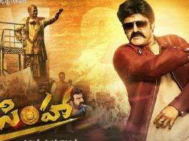 Jai Simha overseas collections shocking