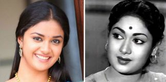 Keerthi Suresh as Savithri really becomes Savithri!