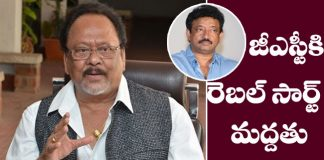 Krishnam Raju supports to RGV's god Sex And truth