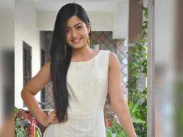 Rashmika Mandhana Interview Photos