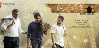 agnathavasi has crossed Rs 60 crore markat the worldwide box office