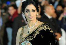 Actress Sridevi Expired