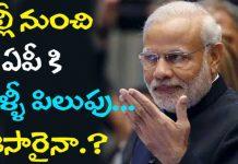 Central Govt Calls AP Govt leaders to solve Problems AP