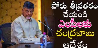 Chandrababu Announced to Increase the Fight in Parliament