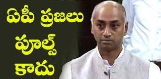 Galla Jayadev Comments on Modi over Ap Budget
