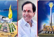 KCR Approves Design for Telangana Martyrs Memorial