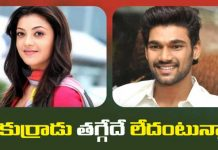 Kajal Agarwal to Act movie with Bellamkonda Srinivas