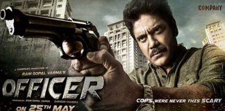 RGV Officer First Look Motion Teaser