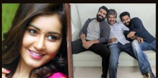 Rashi Khanna in Rajamouli Multistarrer movie