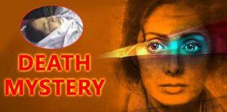 Sridevi death Mystery